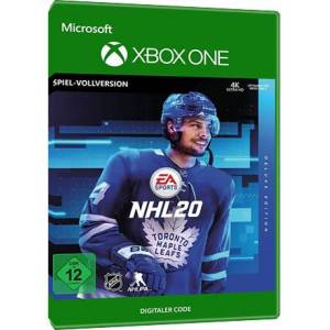 Electronic Arts NHL 20 - Deluxe Edition (Xbox One Download Code)