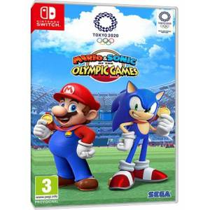 Nintendo Mario & Sonic at the Olympic Games Tokyo 2020 - Nintendo Switch Download Code