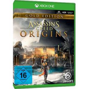 Ubisoft Assassin's Creed Origins - Gold Edition (Xbox One Download Code)