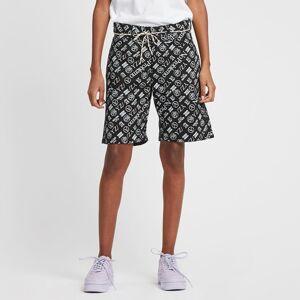 Aries Monogram Jeans Shorts