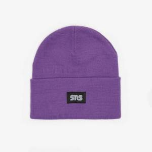 SNS Sns Beanie  - Purple - Size: One Size