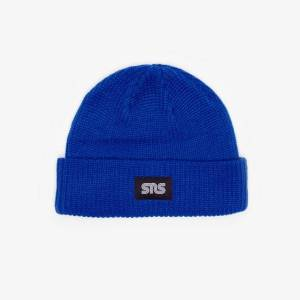 SNS Shaker Beanie  - Blue - Size: One Size
