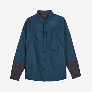 Klättermusen Austre Jackey  - Blue - Size: Medium