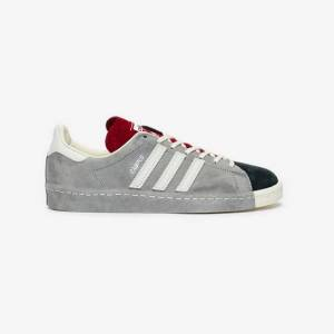 adidas Campus 80s x Recouture  - Grey - Size: 7.5