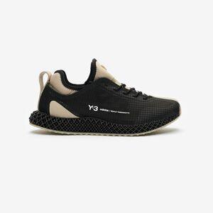 adidas Y-3 Runner 4d Io  - Black - Size: 8.5