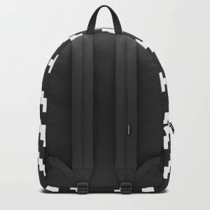 Society6 Ikea Lappljung Ruta Inverse Backpack/knapsack by Dizzy Moments - STANDARD