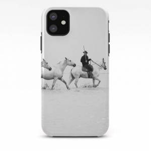Society6 Mon Cowboy Iphone Case by Eye Poetry Photography - iPhone 11 - Tough Case