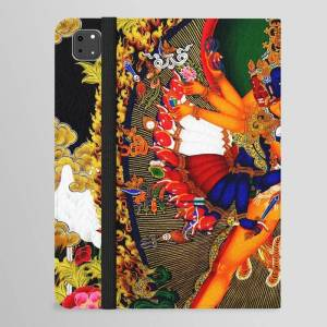 "Society6 Hindu Kali 12 Ipad Folio Case by Guy Blank - iPad Pro 11.0"" Folio"