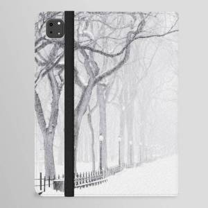 "Society6 Snowy Park Ipad Folio Case by Andreas12 - iPad Pro 11.0"" Folio"