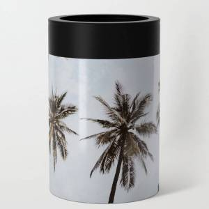 Society6 Palm Trees Xiv / Chiang Mai, Thailand Can Cooler/stubby Holder by Mauikauai - 12oz
