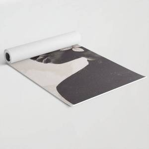 """Society6 In Bloom 15 Exercise/travel Yoga Mat by Dada22 - 24"""" x 70"""""""