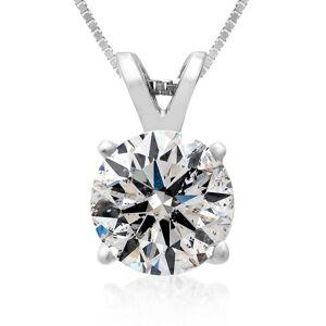 Hansa 2 Carat 14k White Gold Diamond Pendant Necklace, 4 stars, G/H Color, 18 Inch Chain by SuperJeweler