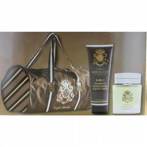 English Laundry Arrogant by English Laundry, 3 Piece Gift Set for Men with Bag