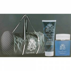 English Laundry Oxford Bleu by English Laundry, 3 Piece Gift Set for Men