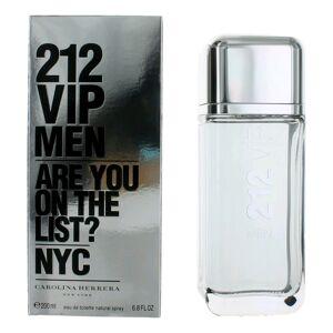 Carolina Herrera 212 VIP by Carolina Herrera, 6.7 oz EDT Spray for Men