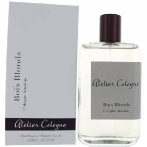 Atelier Cologne Bois Blonds by Atelier Cologne, 6.7oz Cologne Absolue Spray for Unisex