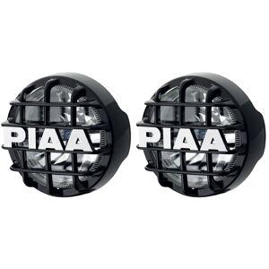 PIAA 510 Intense White All-Terrain Pattern Black Lamp Kit
