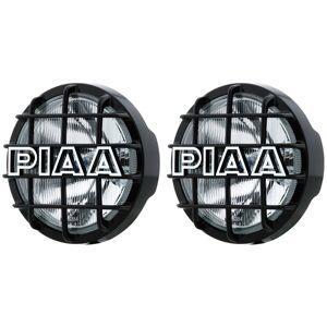 PIAA 520 Xtreme White All-Terrain Pattern Black Lamp Kit