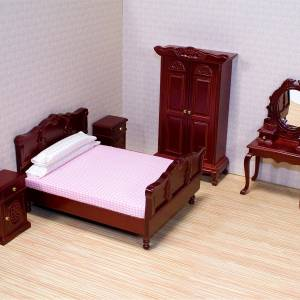Melissa & Doug Bedroom Furniture Set