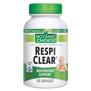 Botanic Choice Respi Clear® - 45 Capsules
