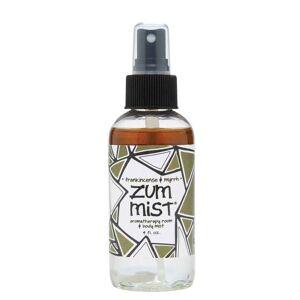 Indigo Wild Zum Mist - Frankincense & Myrrh - 4 Oz