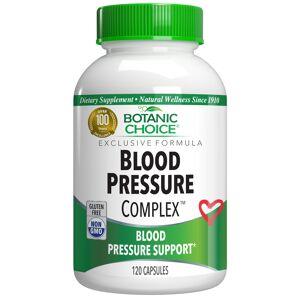 Botanic Choice Blood Pressure Support Complex™ - 120 Capsules