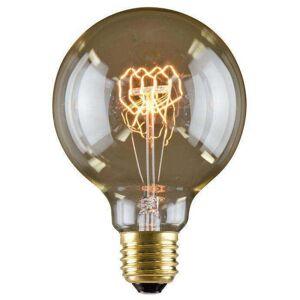 FranceSon Nostalgia Era Edison Bulb - 30 W - G30 - Curled Filaments