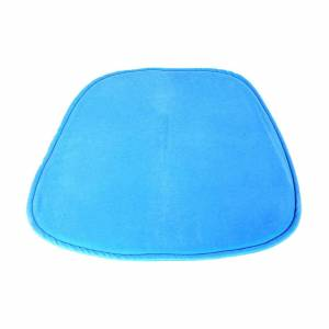 FranceSon Eiffel Armchair Seat Cushion - Blue