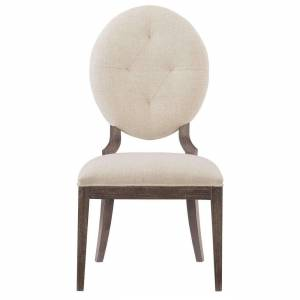 FranceSon Maximos Round-Back Side Chair