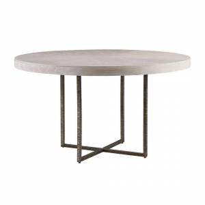 FranceSon Modern Robards Round Dining Table