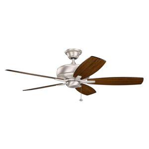 FranceSon Terra 52 Inch Fan - Brushed Nickel