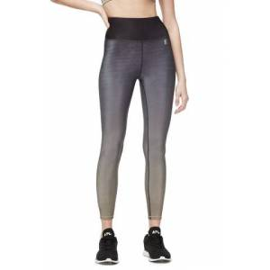 Good American High Waisted The Core Strength 7/8 Legging Bronze001, Size 0