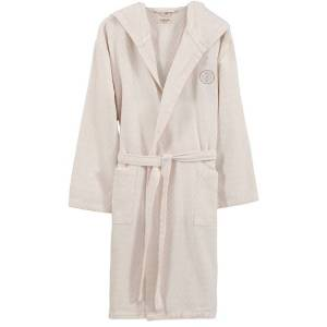 SandCloud Peshtemal Bath Robe Ivory