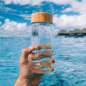 SandCloud Save The Fishies Water Bottle