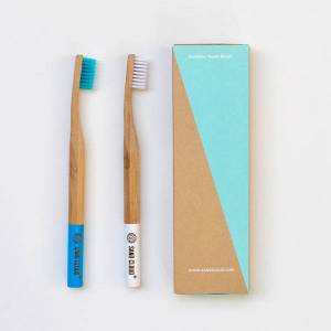SandCloud Bamboo Toothbrush - 2 pack