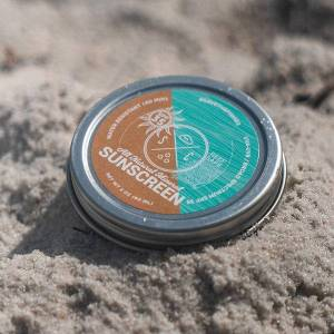 SandCloud Organic Reef Safe Sunscreen
