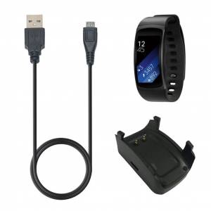 Strapsco Charger for Samsung Gear Fit 2 (SM-R360)