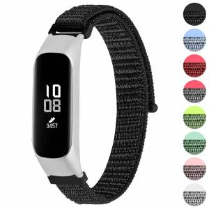 Strapsco Nylon Strap for Samsung Galaxy Fit-e