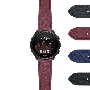 Strapsco DASSARI Women's Saffiano Leather Strap (Short, Standard, Long) for Suunto 9