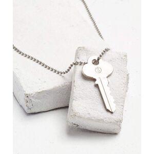 TheGivingKeys Symbol Classic Ball Chain Key Necklace