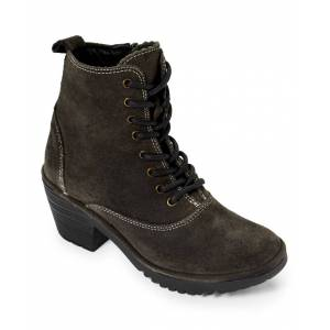 FLY London Women's Casual boots 011 - Diesel Wune Suede Boot - Women