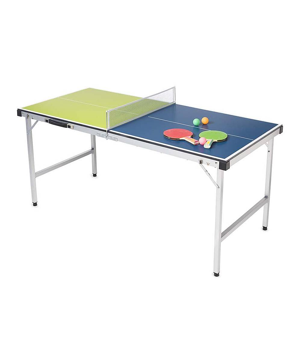 HearthSong Table Sports - Indoor/Outdoor Table Tennis Game