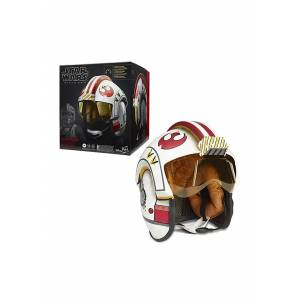 Hasbro Luke Skywalker Star Wars The Black Series Electronic Helmet