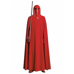 Rubies Costume Co. Inc Supreme Edition Imperial Guard Costume  - Red/Yellow - Size: One Size