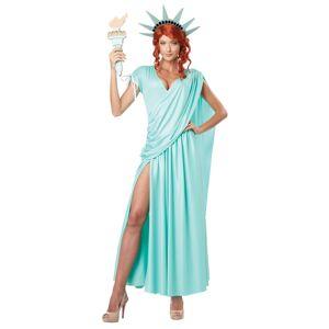 California Costumes Lady Liberty Plus Size Costume