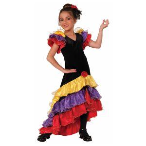 Forum Novelties, Inc Girls Flamenco Dancer Costume