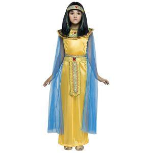 Fun World Girls Golden Cleopatra Costume