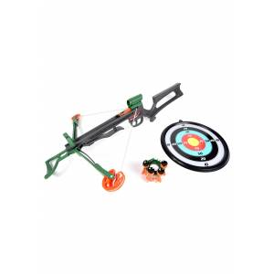 Sunny Days MAXX Action Hunting Series Deluxe Crossbow Accessory  - Gray/Green - Size: One Size