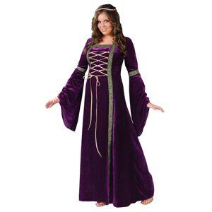 Fun World Women's Plus Size Renaissance Lady Costume