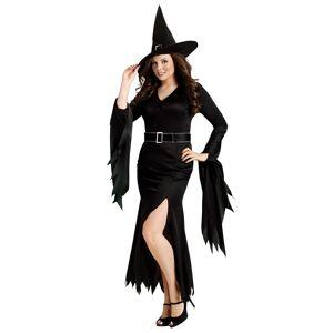 Fun World Plus Gothic Witch Costume